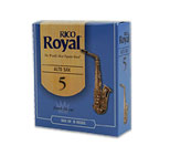 Rico Royal alt sax. nád 10db